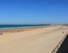 Ses plages à l'infini