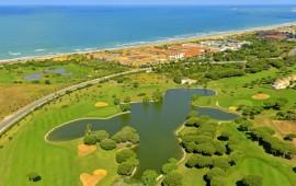 L'un des meilleurs terrains de golf dessiné par Ballesteros